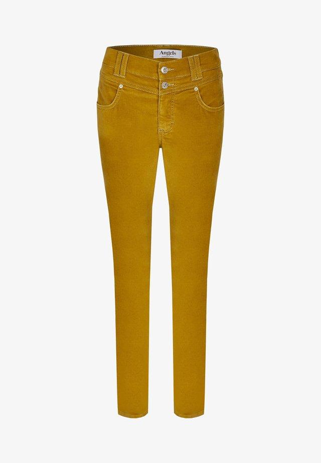 Jeans Skinny Fit - grã¼n