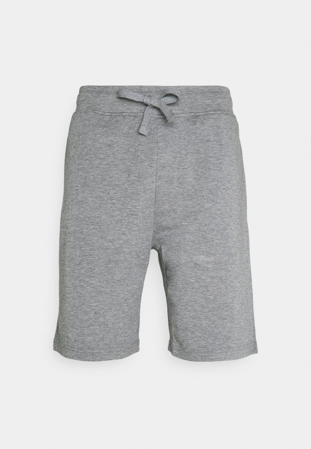 OF DENMARK BAMBOO - Pantaloni sportivi - dunkelgraue melange