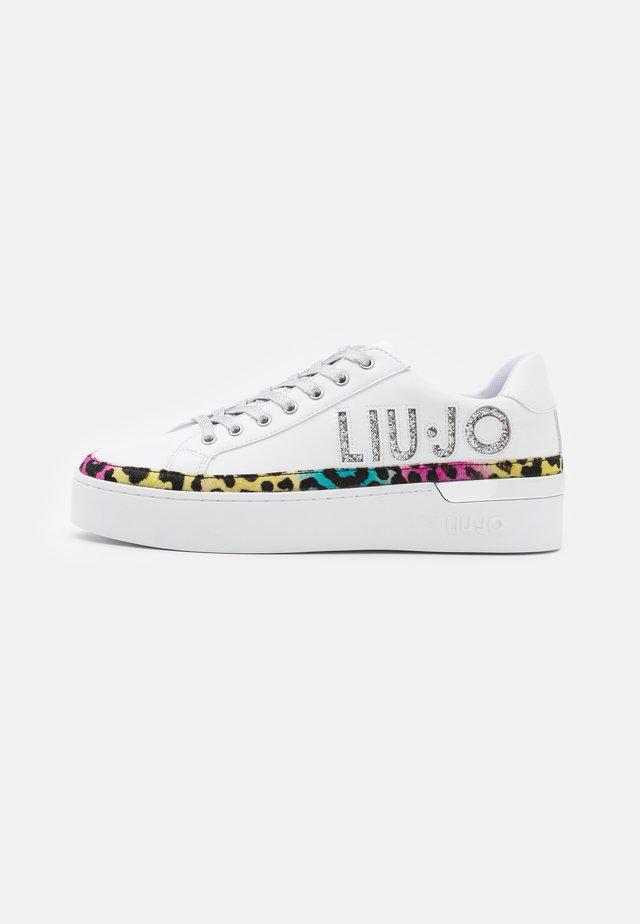 SILVIA  - Sneakers basse - alt white
