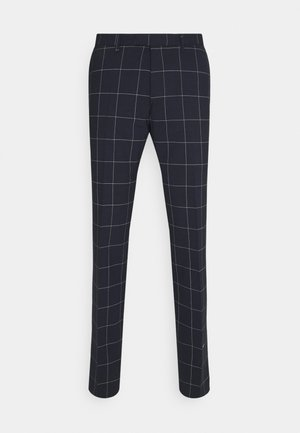 PIET - Suit trousers - dark blue