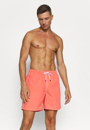 SOLID VOLLEY - Swimming shorts - red