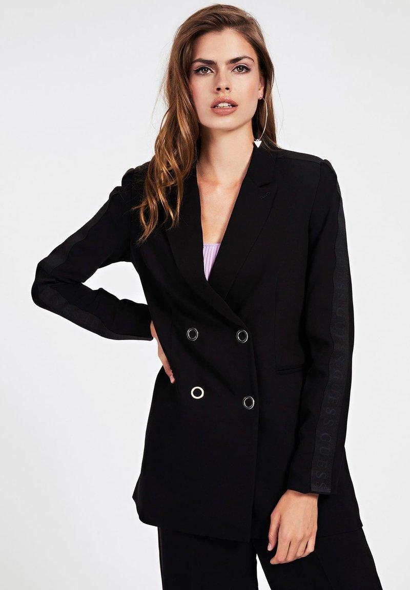 Guess - Short coat - schwarz