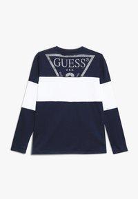 Guess - JUNIOR  - Camiseta de manga larga - deck blue - 1