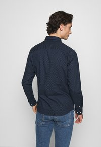 Jack & Jones - JJEPLAIN - Overhemd - navy blazer - 2