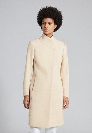 MARCIE - Classic coat - stone