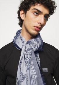 Versace - UNISEX - Foulard - dark blue - 1