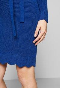 MAMALICIOUS - MLNEWEVA TESS DRESS - Vestido de tubo - mazarine blue - 5