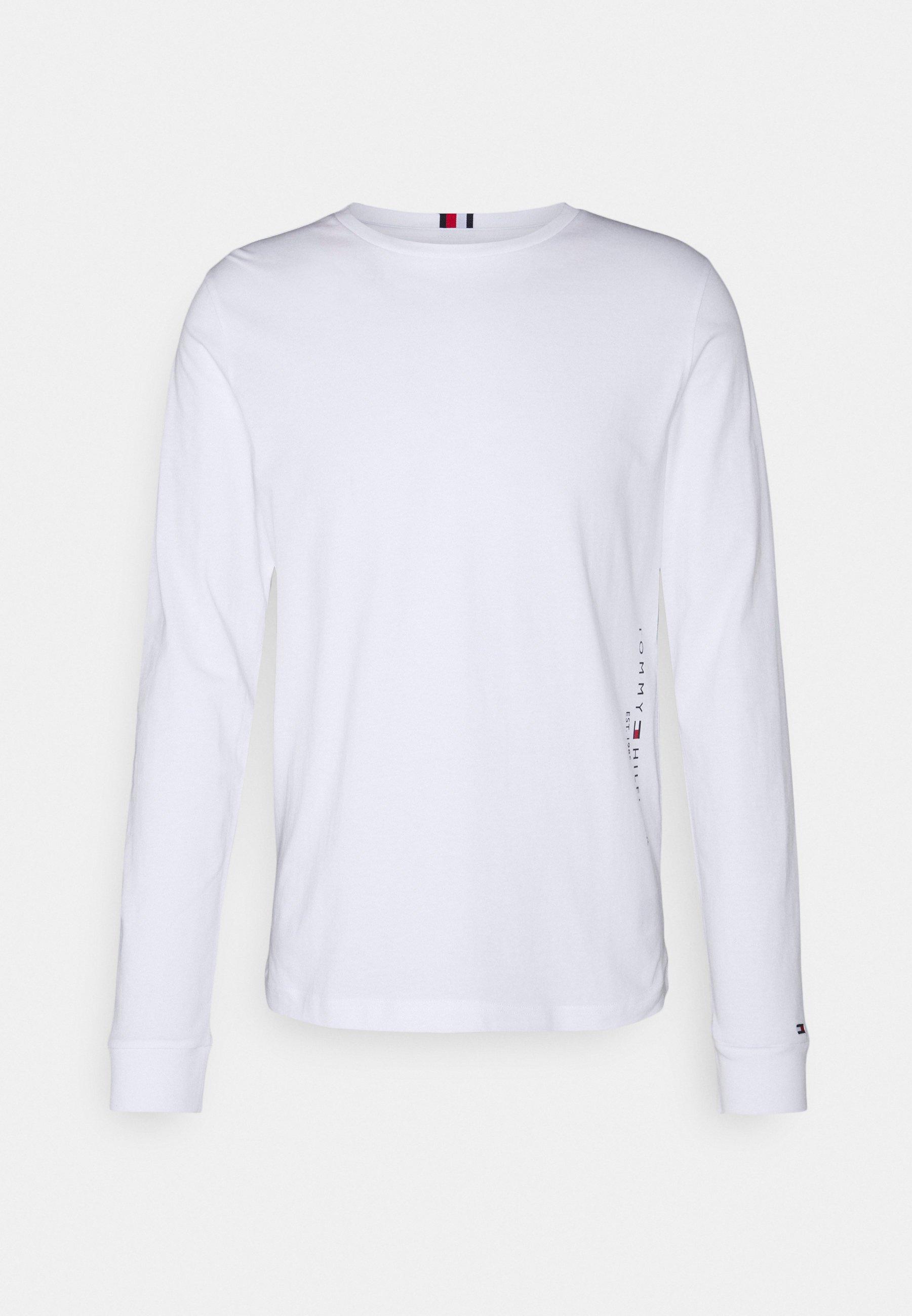 Men LOGO LONG SLEEVE - Long sleeved top