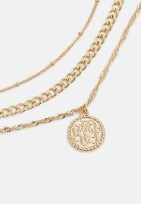 Pieces - PCKEKKI COMBI NECKLACE - Smykke - gold-coloured - 2