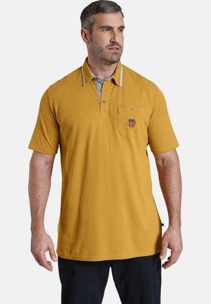 EARL DENNIS - Poloshirt - gelb