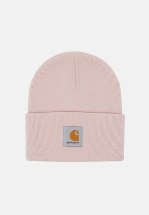 WATCH HAT UNISEX - Čepice - frosted pink