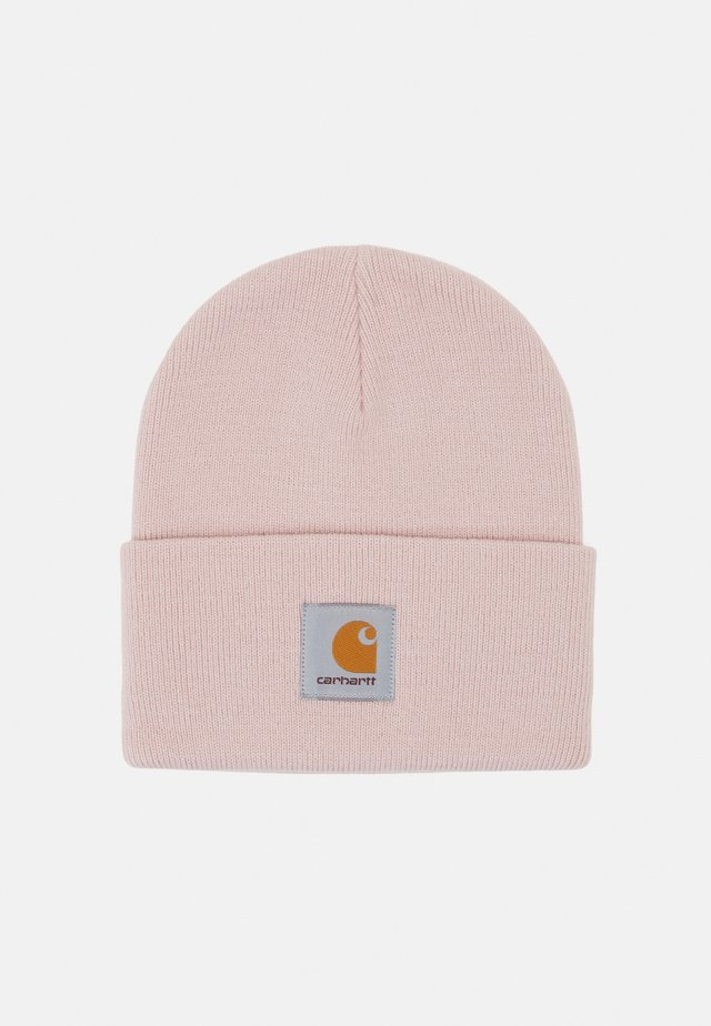 WATCH HAT - Lue - frosted pink
