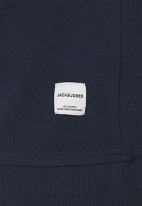 Jack & Jones - JJEBASIC CREW NECK - Collegepaita - navy blazer - 2