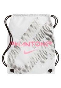 Nike Performance - PHANTOM GT ELITE FG - Chaussures de foot à crampons - weiss/pink (979) - 8