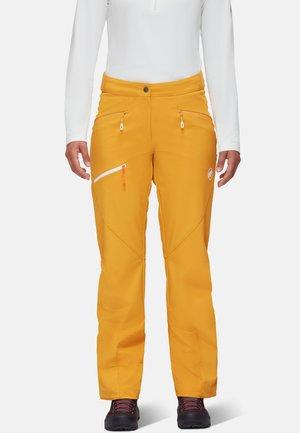 TATRAMAR - Outdoor trousers - gold