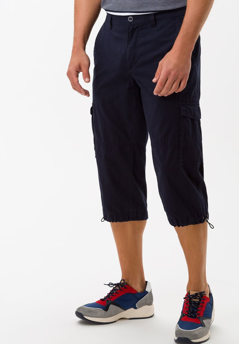 BRAX - STYLE LUCKY - Cargo trousers - navy
