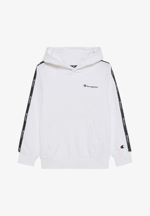 LEGACY AMERICAN TAPE HOODED UNISEX - Bluza z kapturem - white