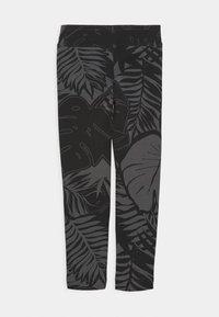 adidas Performance - UNISEX - Leggings - grefiv/black - 1