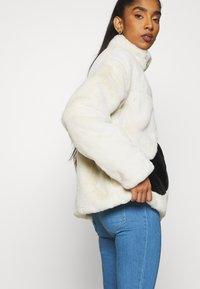 Nike Sportswear - Winter jacket - fossil/black - 4