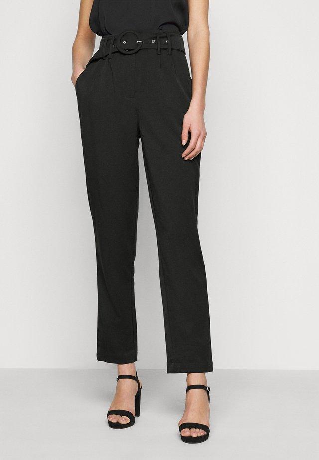 YASRUSTICA ANKLE PANT - Pantalon classique - black