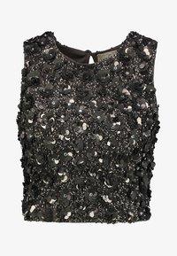 Lace & Beads - HAZEL - Top - stone - 3