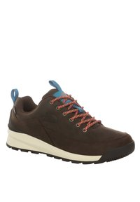 The North Face - BACK TO BERKELEY - Trainers - coffee brown/tnf black - 1