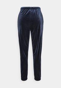 Pieces - PCGIGI PANTS - Tracksuit bottoms - navy blazer - 1