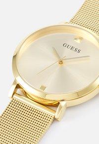 Guess - SUPERNOVA GENUINE - Klokke - gold-coloured - 4