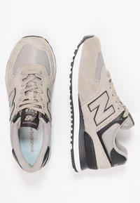 New Balance - WL574 - Sneaker low - grey/black - 3