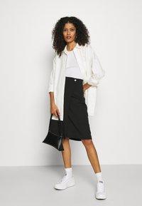 Zign - Wrap skirt - black - 1