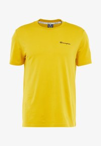 Champion - CREWNECK - T-shirt basic - mustard yellow - 3
