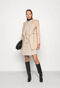 Ted Baker - ROSESS - Classic coat - camel - 1