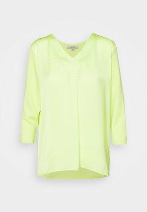 Pitkähihainen paita - lime
