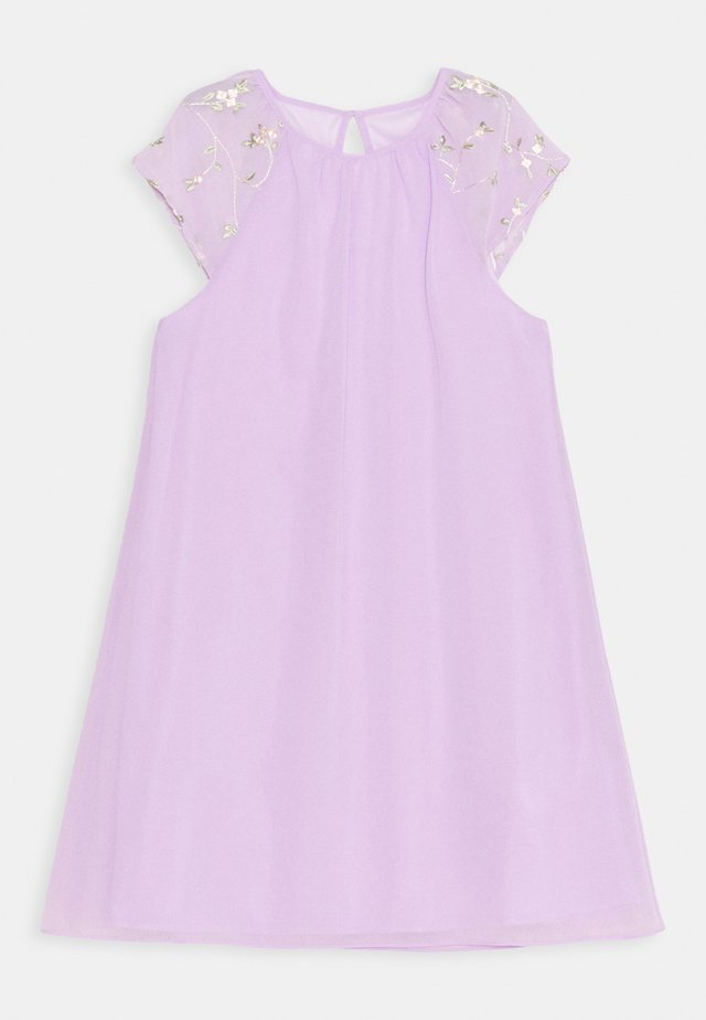 KEE DRESS - Cocktailklänning - lilac