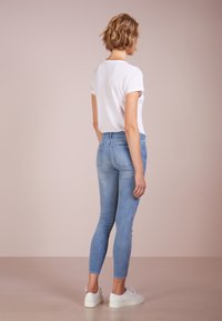 7 for all mankind - CROP - Jeans Skinny Fit - bair mirage - 2