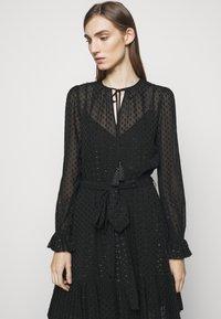 MICHAEL Michael Kors - TASSLE DRESS - Cocktail dress / Party dress - black - 3