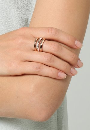 CLASSICS - Ring - rosegold-coloured