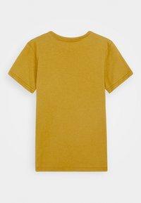 Quiksilver - SCREEN TEE - Print T-shirt - honey - 1