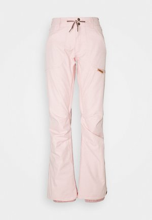 NADIA - Schneehose - silver pink