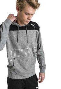Puma - MODERN - Hoodie - medium gray heather - 0