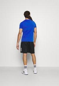 Lacoste Sport - BIG LOGO - T-shirt print - lazuli/black - 2