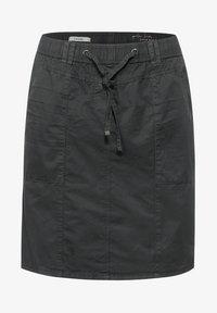 Cecil - Mini skirt - grau - 4