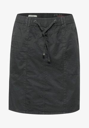 Mini skirt - grau