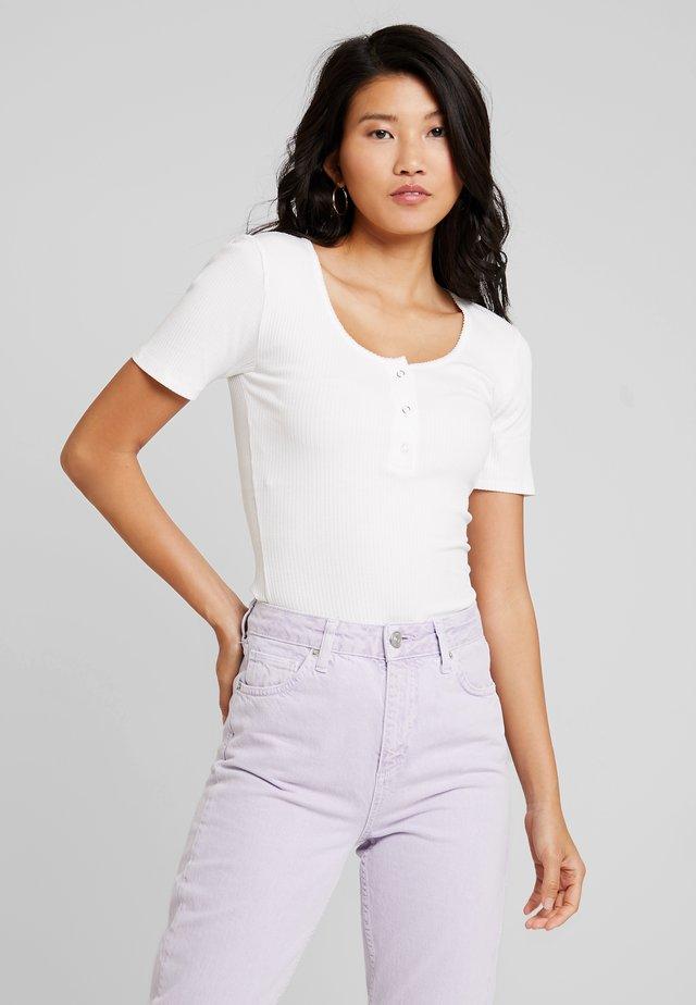ORSON - T-shirt basic - off white