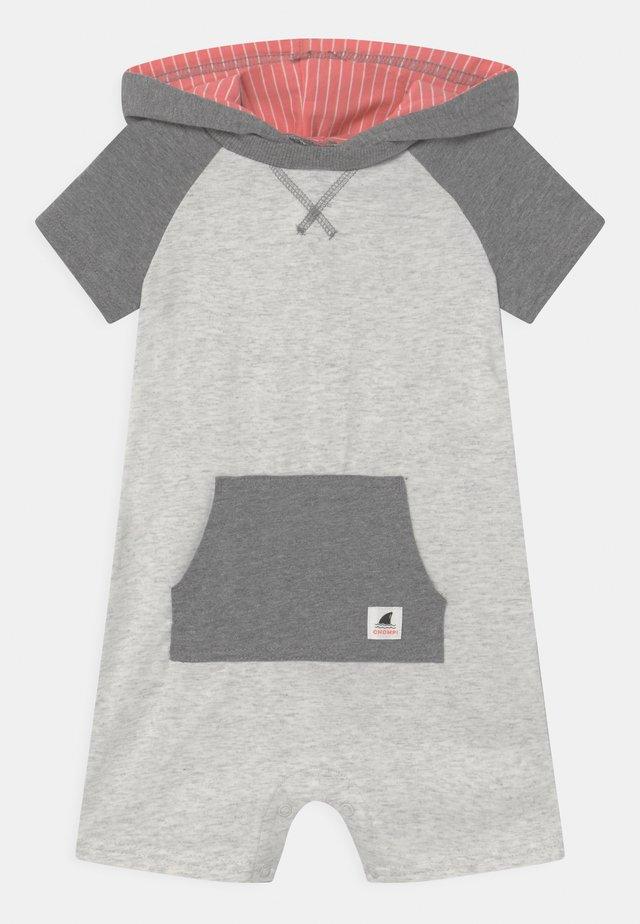 SHARK - Jumpsuit - grey