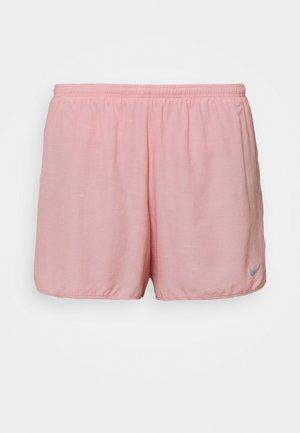 10K SHORT PLUS - Pantalón corto de deporte - pink glaze/wolf grey
