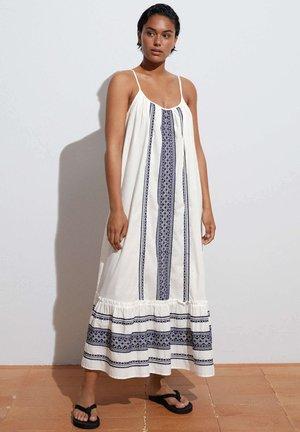 STRAPPY  - Day dress - white