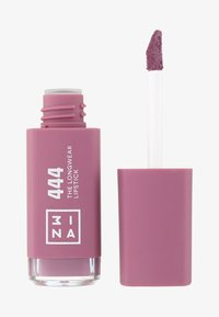 3ina - THE LONGWEAR LIPSTICK - Liquid lipstick - 444 - 0