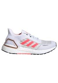 adidas Performance - ULTRABOOST SUMMER.RDY - Zapatillas de running estables - weiss/pink (979) - 5