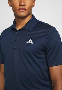 adidas Golf - PERFORMANCE SPORTS GOLF SHORT SLEEVE - Polo - navy - 4